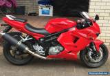 2009 Hyosung GT650R for Sale
