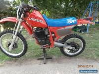 HONDA XR 250 1985 (MELBOURNE)