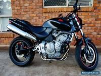 Honda 600 cc Hornet 2000 Naked Streetfighter