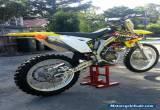 2008 SUZUKI RMZ250  for Sale
