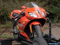2009 Aprilia RS125 USA
