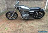 Yamaha XS 250 motorbike chopper bobber custom cafe racer Hugo Boss for Sale