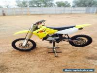 2010 Suzuki rm 85 no reserve
