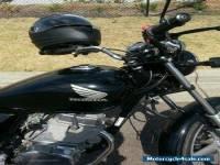 2005 Honda CB250 lams VERY LOW KMS REGO +MORE