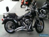 2014 Harley Davidson Fatboy