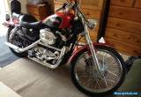 Harley Davidson Sportster Custom XL 1200 for Sale