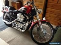 Harley Davidson Sportster Custom XL 1200