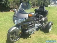 Honda Goldwing GL1800 Trike (wedge tail) 2004