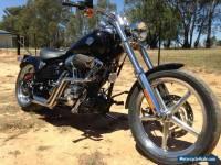Harley Davidson Rocker Custom FXCWC