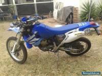 WR400F Yamaha