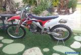 2009 Honda CRF450R for Sale