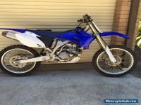 07 Yamaha YZ250F
