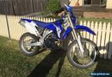 Yamaha 2007 WR450 Enduro for Sale