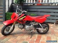 Honda XR 50 Motorbike (same as crf)