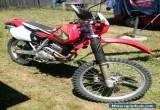 Honda 2002 XR250R  for Sale