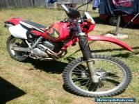 Honda 2002 XR250R