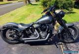 2013 Harley Davidson Softail Slim for Sale
