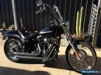 Harley Davidson 2014 FXST Softail Standard