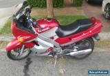 2000 Kawasaki EX250H Motorcycle for Sale