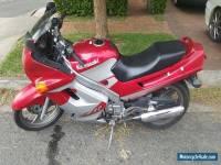2000 Kawasaki EX250H Motorcycle