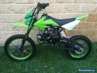 Motorbike 125 kx kawasaki look alike