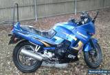 Kawasaki gpx 250 2003 motorbike  for Sale