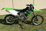 kawasaki klx450r for Sale