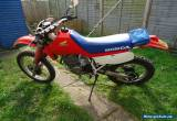 HONDA xr600r for Sale