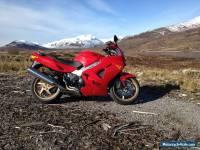 Honda VFR800F Red