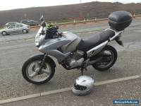 2005 SILVER HONDA XL 125 V-5 VARADERO WITH FUEL INJECTED ENGINE AND FACELIFT