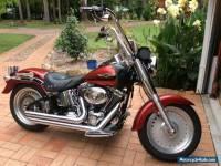 Harley Davidson Fatboy FLSTF 1584cc