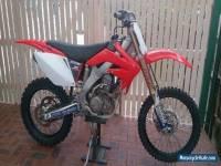 2009 Honda CRF250R