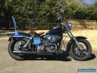 1979 Harley-Davidson FXE
