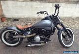 Honda Shadow bobber 125cc  for Sale