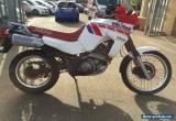 1992 Yamaha XT 660 Tenere, White - 659cc Motorcycle for Sale