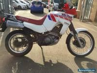 1992 Yamaha XT 660 Tenere, White - 659cc Motorcycle