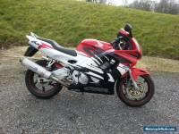 HONDA CBR 600 F3 1998 MOTORCYCLE