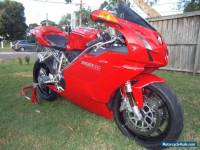 DUCATI 999 SUPERBIKE * NO RESERVE * ALL KEYS + FULL HISTORY * JUST SERVICED