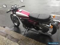 Yamaha Motorcycle