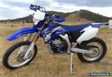 Yamaha WR250F for Sale