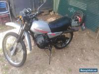 Yamaha Enouro 175 motor bike