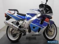 1997 SUZUKI GSXR750 SRAD