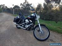 2000 HARLEY DAVIDSON FXDWG Dyna Wide Glide
