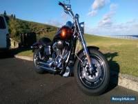Harley Davidson Fat Bob CVO