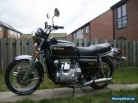 1979 HONDA  GOLDWING GL1000 KZ BLACK
