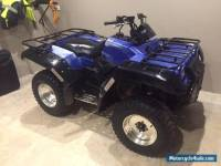 Yamaha Quad Grizzly 600 4x4