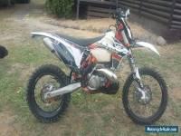 KTM 300exc six days