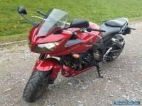 Yamaha FZ1 FAZER 1000cc sport touring
