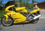 2002 Ducati Supersport for Sale