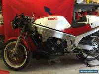 1989 Bimota YB6